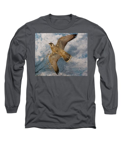 Hawk-flight Series Long Sleeve T-Shirt