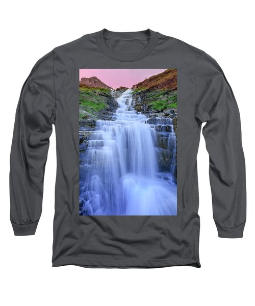 Haystack Creek Long Sleeve T-Shirt by Jack Bell