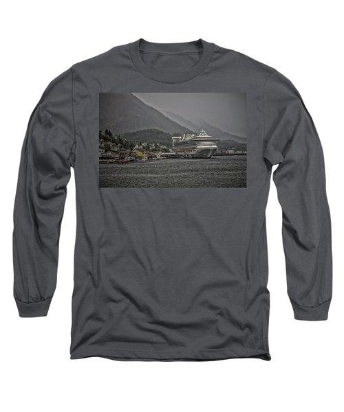 Hazy Day In Paradise  Long Sleeve T-Shirt