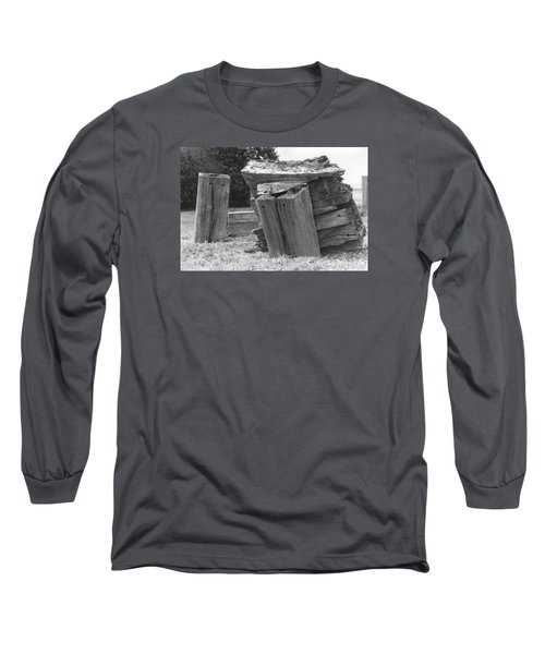 He Ain't Heavy, He's My Brother. Long Sleeve T-Shirt
