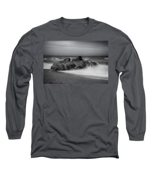 He Enters The Sea Long Sleeve T-Shirt by Laurie Search