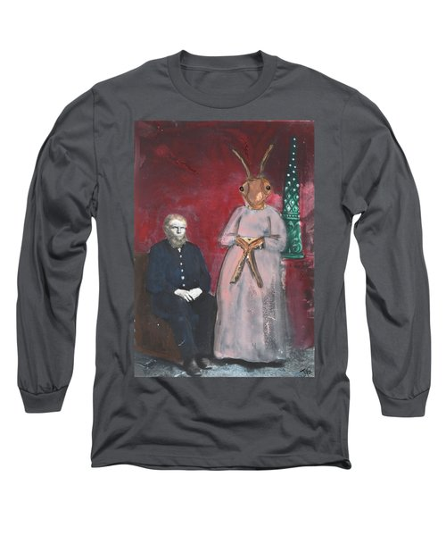 He Married A Cockroach  Long Sleeve T-Shirt