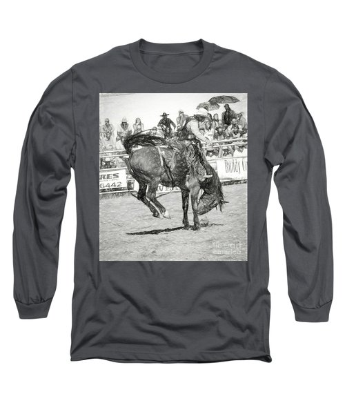 Head Down Long Sleeve T-Shirt