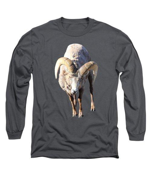 Head-on Long Sleeve T-Shirt