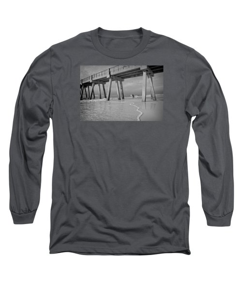 Long Sleeve T-Shirt featuring the photograph Headed Out by Renee Hardison