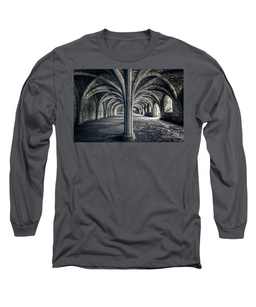 Healing Hands Of Time Long Sleeve T-Shirt
