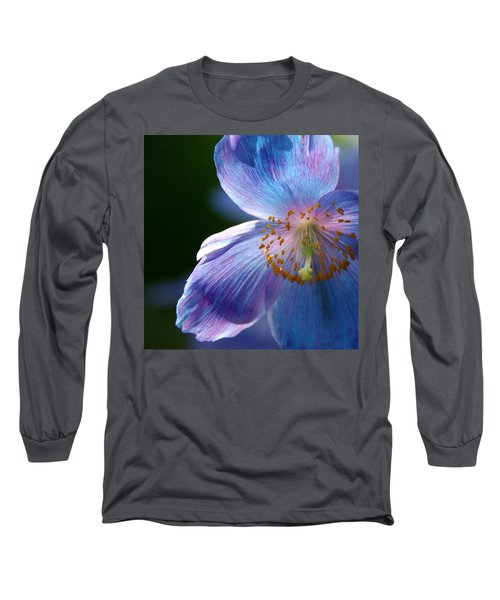 Long Sleeve T-Shirt featuring the photograph Healing Light by Byron Varvarigos