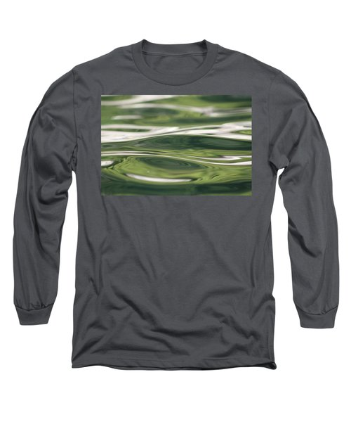 Long Sleeve T-Shirt featuring the photograph Healing Waters by Cathie Douglas