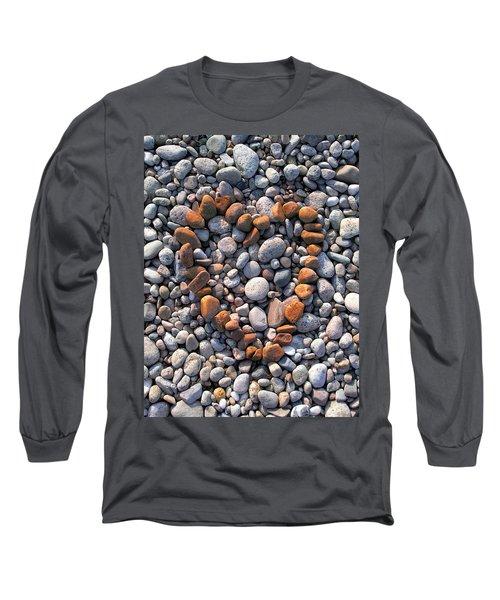 Heart Of Stones Long Sleeve T-Shirt