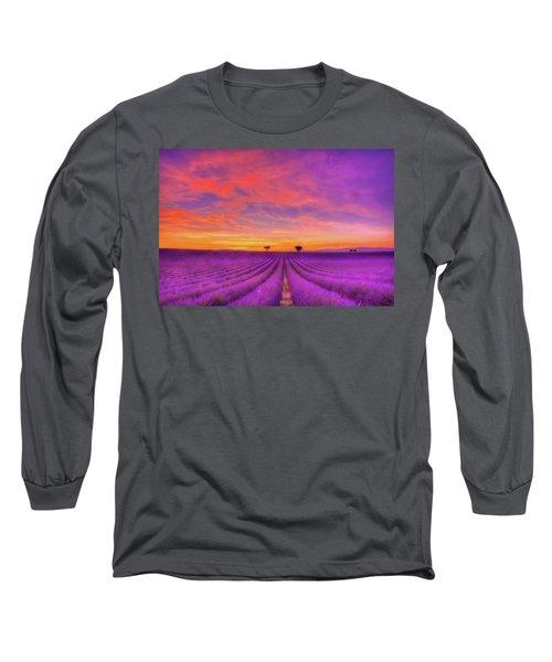 Heart To Heart Long Sleeve T-Shirt