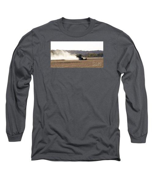 Heartland Harvest  Long Sleeve T-Shirt by J L Zarek