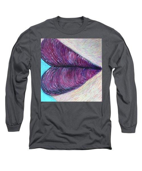 Heart's Kiss Long Sleeve T-Shirt