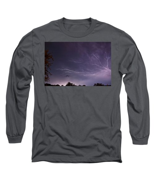 Heat Lightning Long Sleeve T-Shirt