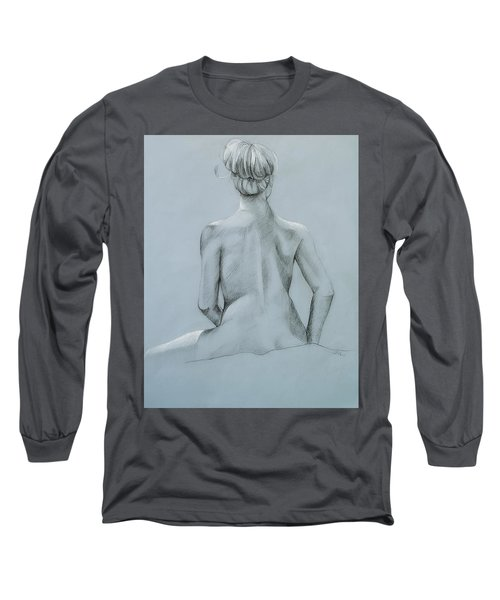 Heather Long Sleeve T-Shirt