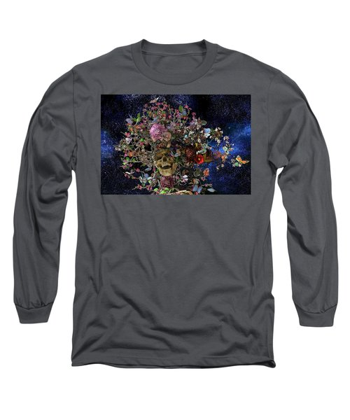 Heaven Help The Fool Long Sleeve T-Shirt