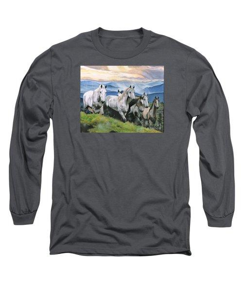 Heavenly Home Long Sleeve T-Shirt