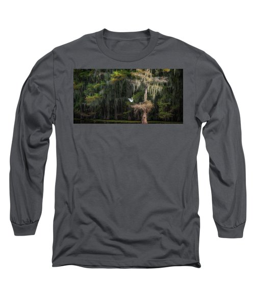 Heavenly Nest  Long Sleeve T-Shirt
