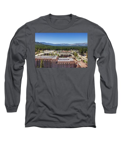 Heavenly Village Long Sleeve T-Shirt