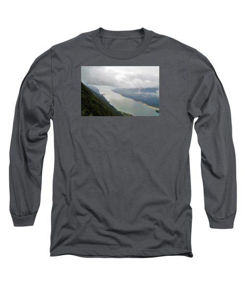 Heavens Door Long Sleeve T-Shirt by Martin Cline
