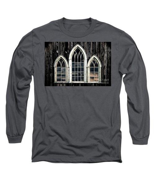 Long Sleeve T-Shirt featuring the photograph Heaven's Reflection by Brad Allen Fine Art