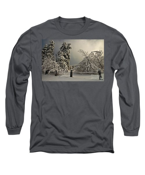 Heavy Laden Long Sleeve T-Shirt