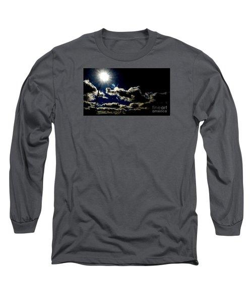 Heinlein's Horizon Long Sleeve T-Shirt