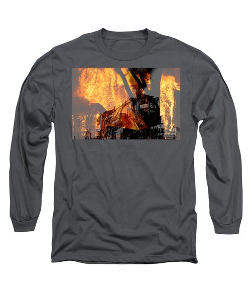 Hell Train Long Sleeve T-Shirt