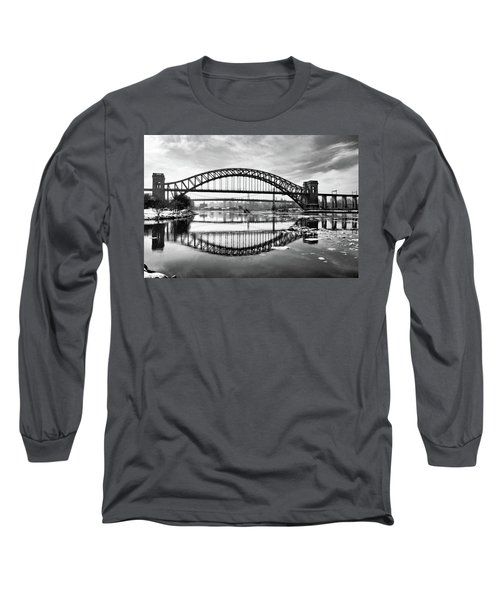 Hellgate Full Reflection Long Sleeve T-Shirt