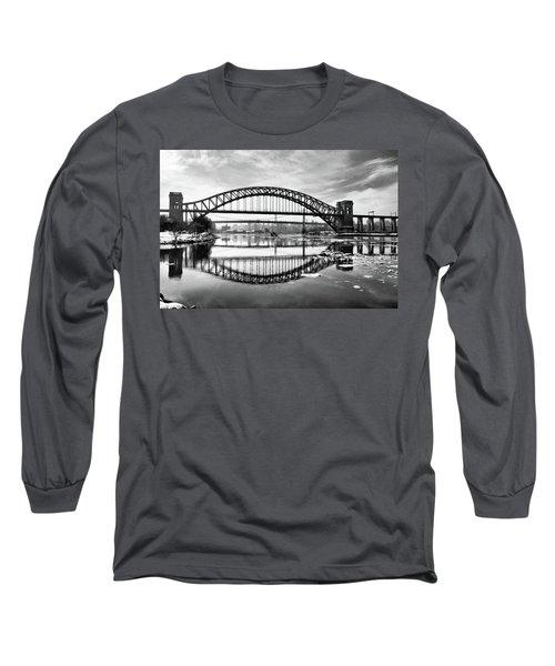Hellgate Full Reflection Long Sleeve T-Shirt