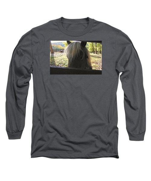Hello Baby  Long Sleeve T-Shirt