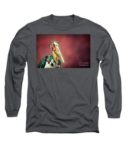 Hello Long Sleeve T-Shirt by Charuhas Images