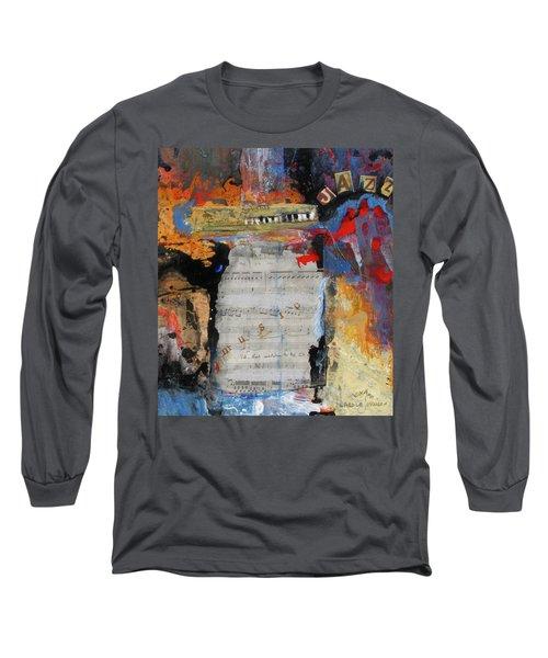 Hell's Jazz Long Sleeve T-Shirt