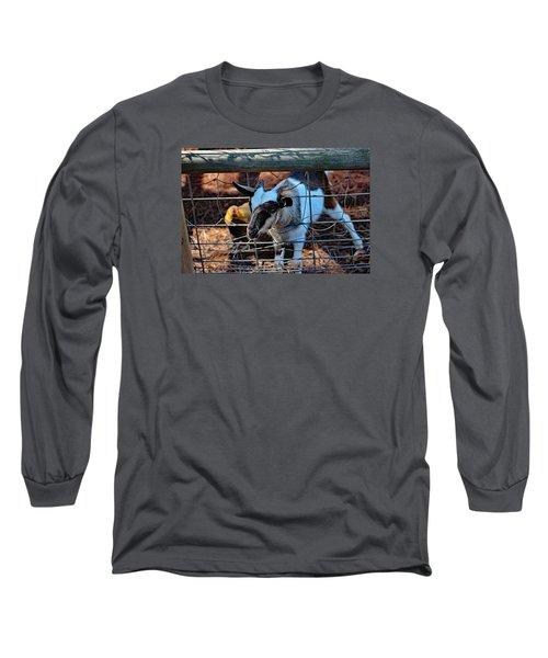 Help, I'm Stuck Long Sleeve T-Shirt