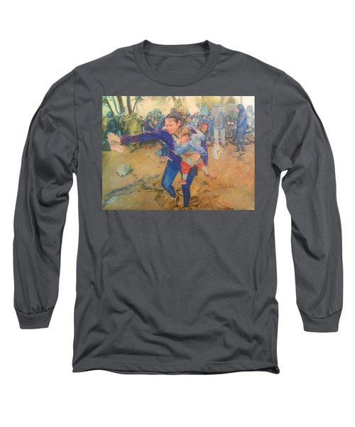 Helping Hand Long Sleeve T-Shirt