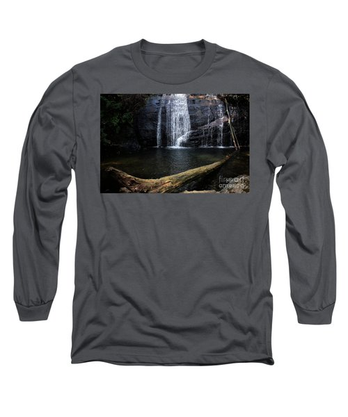 Helton Creek Falls Georgia Long Sleeve T-Shirt
