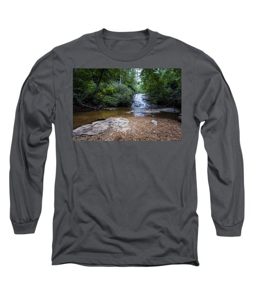 Helton Creek Falls Long Sleeve T-Shirt
