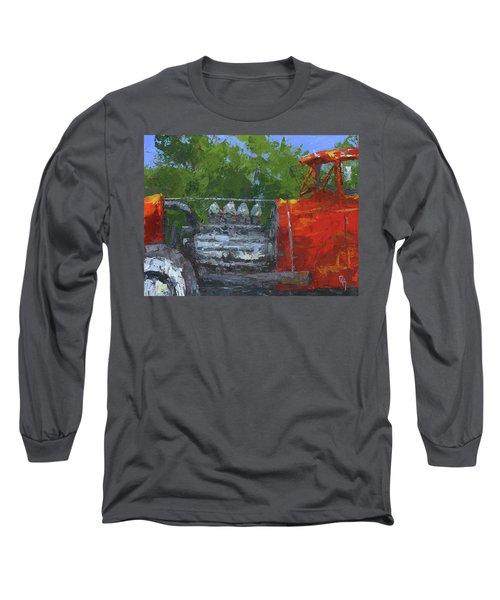 Hemi Hot Rod Long Sleeve T-Shirt
