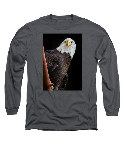 Her Majesty Long Sleeve T-Shirt by Greg Nyquist