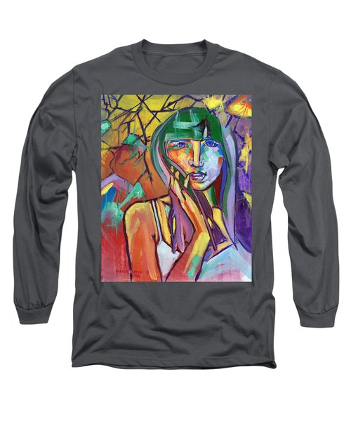 Her No.1 Long Sleeve T-Shirt