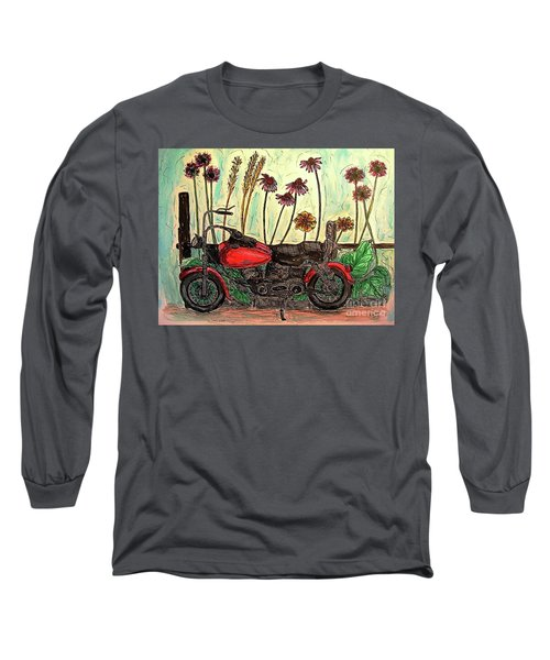 Her Wild Things  Long Sleeve T-Shirt
