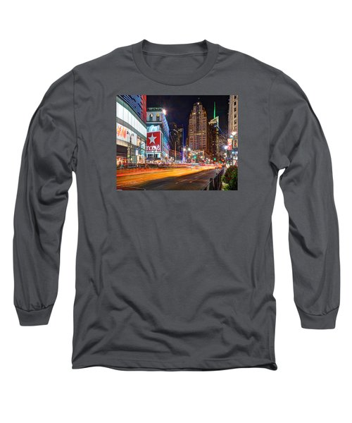 Herald Square 034 Long Sleeve T-Shirt