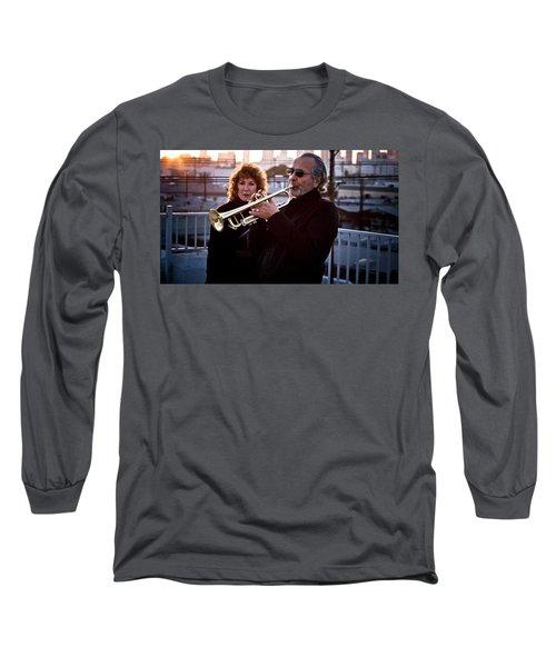 Herb Alpert Long Sleeve T-Shirt