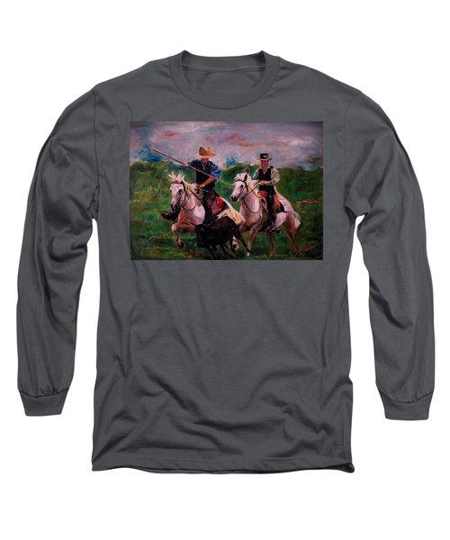 Herdsmen Long Sleeve T-Shirt