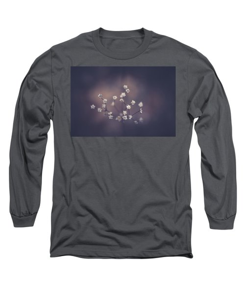Long Sleeve T-Shirt featuring the photograph Here And There by Shane Holsclaw