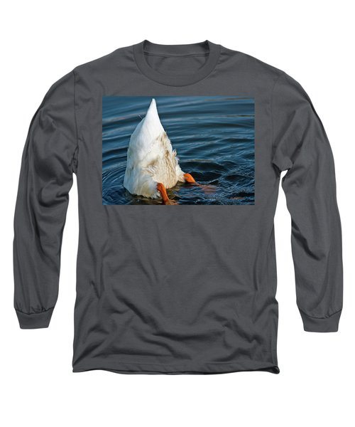 Here Is What I Think Long Sleeve T-Shirt