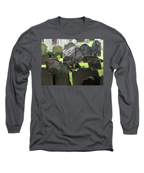 Here Lyeth Long Sleeve T-Shirt