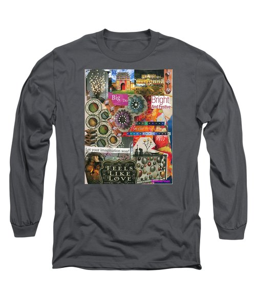 Here There And Everywhere Long Sleeve T-Shirt