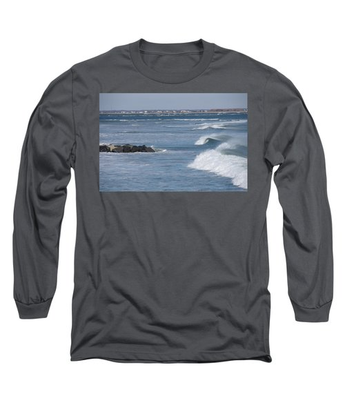 Hereford Inlet Long Sleeve T-Shirt by Greg Graham