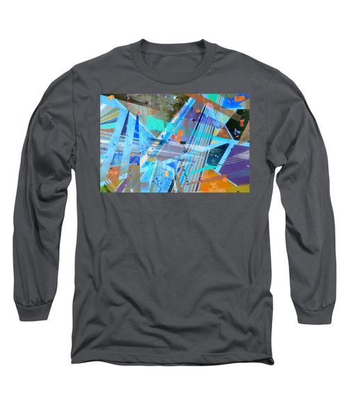 Heretical Musings On Heuristic Mechanisms Long Sleeve T-Shirt