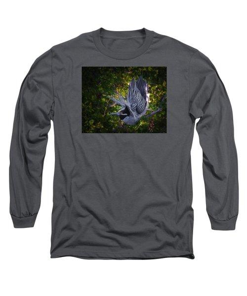 The Ritual Long Sleeve T-Shirt